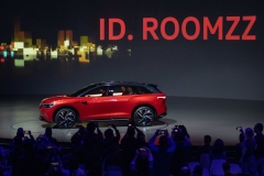"World première of the ID. ROOMZZ at the ""Brand SUV Night"", Auto Shanghai 2019"