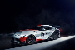 2019_GR Supra GT4 Concept_Front