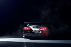 2019_GR Supra GT4 Concept_Rear