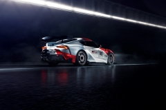 2019_GR Supra GT4 Concept_Rear2